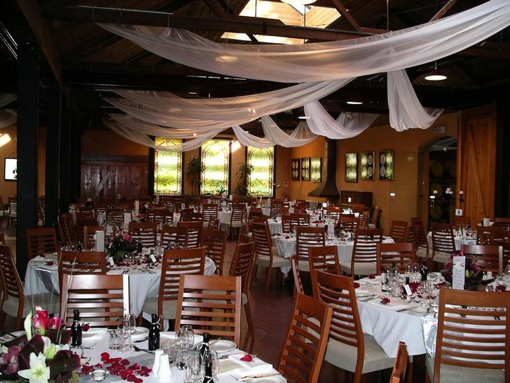 #weddingreception #ceilingdrapery