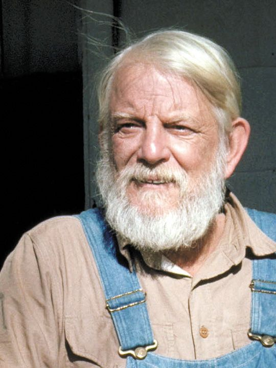 Denver Pyle - Uncle Jesse, Dukes of Hazard