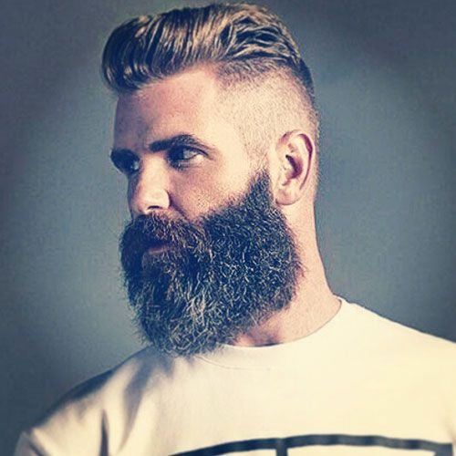 Winter is officially beard season. Check out these pictures of beard styles 2014-2015 for 8 cool ways to rock a beard plus cool hairstyles to match.