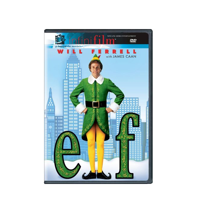Elf (Dvd), Movies