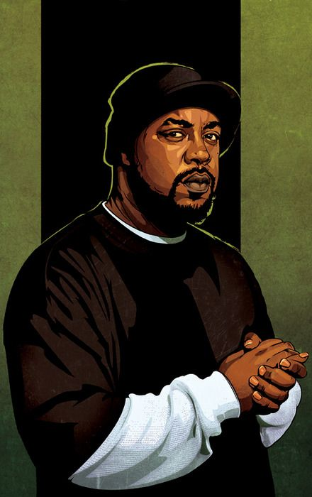 Sean Price by Joe Dion