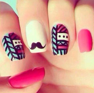 Nails<3 | via Tumblr