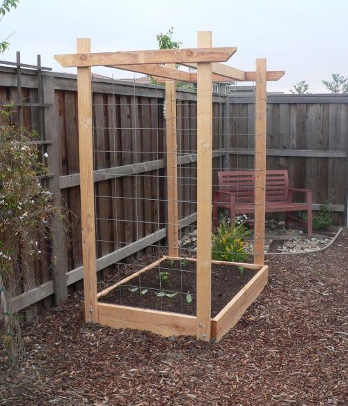1000 images about garden trellis pergola plant supports for Vertical garden panels