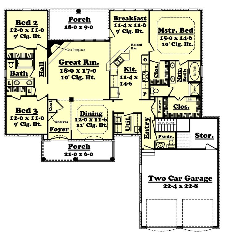27 best Floor plans images on Pinterest