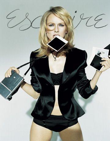 Naomi Watts - Esquire