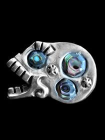 Simbolo Azteca Miquiztli (Muerte) - AAP-006