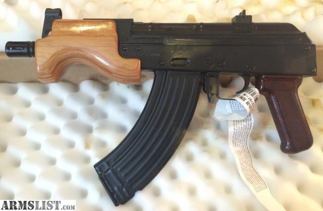 ARMSLIST - For Sale/Trade: AK PISTOL MICRO DRACO AK-47 7.62x39 NIB CENTURY ROMARM AK47