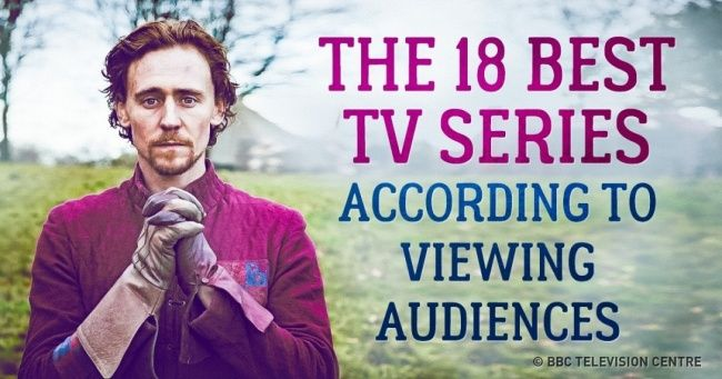 The18 Best TVSeries According toAudiences But Not Movie Critics