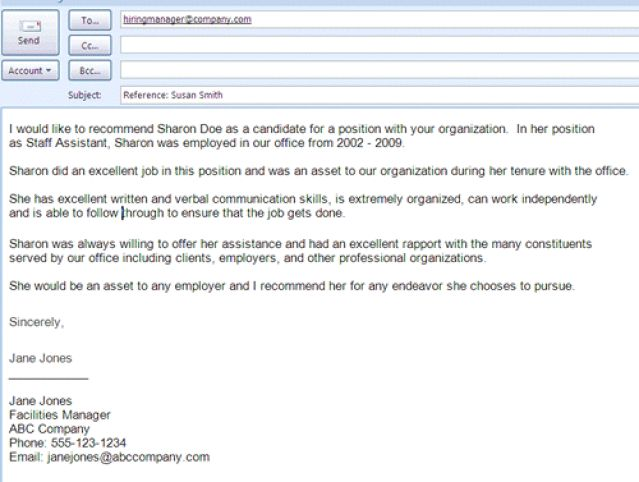Letter, Work Reference Letter And Professional