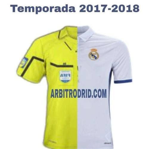 Un poco de humor.  La nueva playera del Real Madrid para la próxima temporada.