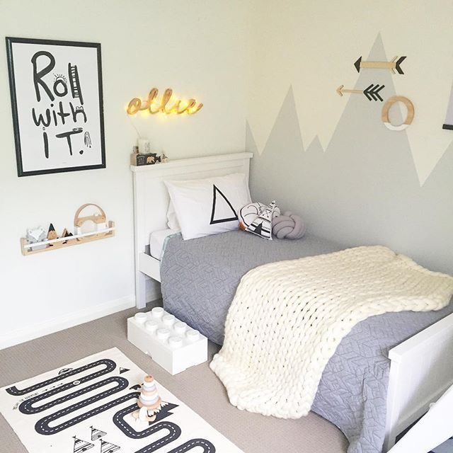 A beautiful little boy's room - Is To Me | @myhomestyle89