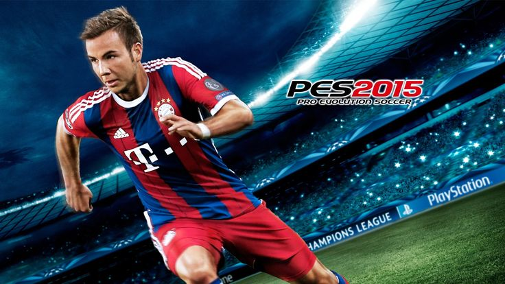 Wordsworth Robertson - Pro Evolution Soccer 2015 backgrounds for widescreen - 1920x1080 px