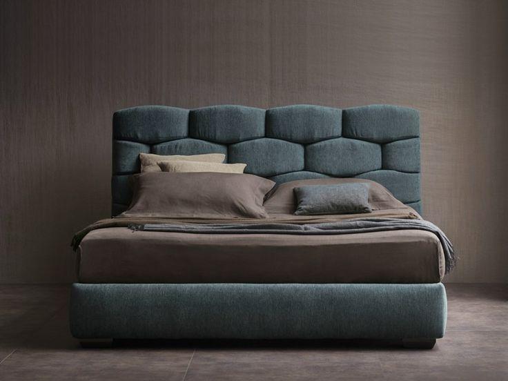Doppelbett MAJAL by Flou | Design Carlo Colombo