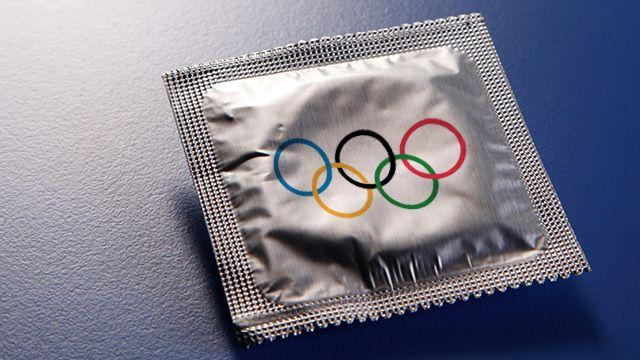 Ρεκόρ... προφυλακτικών στους Ολυμπιακούς στο Ρίο! - http://ipop.gr/themata/eimai/rekor-profylaktikon-stous-olybiakous-sto-rio/