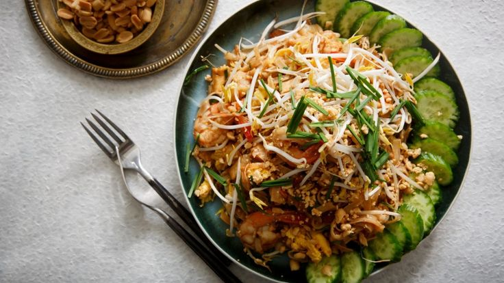 Emergency dinners: Karen Martini's Pad Thai.