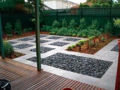 79 best images about paisajismo on pinterest gardens for Jardines minimalistas