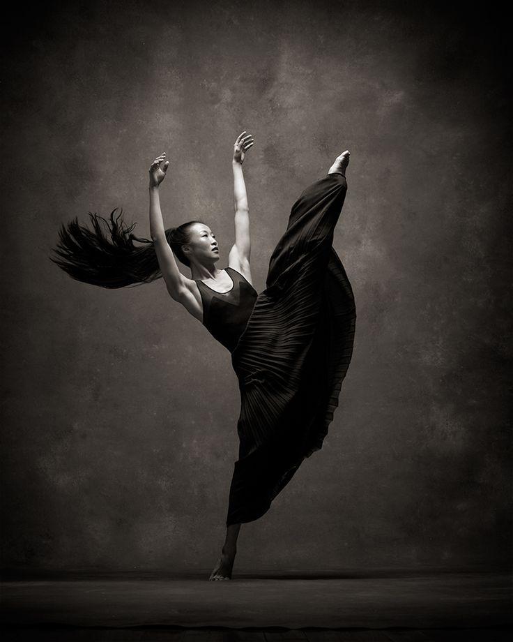 DANCER: PeiJu Chien-Pott, Principal at Martha Graham Dance Company. Photo by NYC Dance Project (Ken Browar and Deborah Ory)