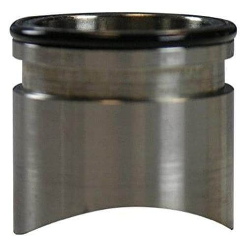 Vibrant 16012A Stainless Steel (Silver) Weld On Flange with O Ring