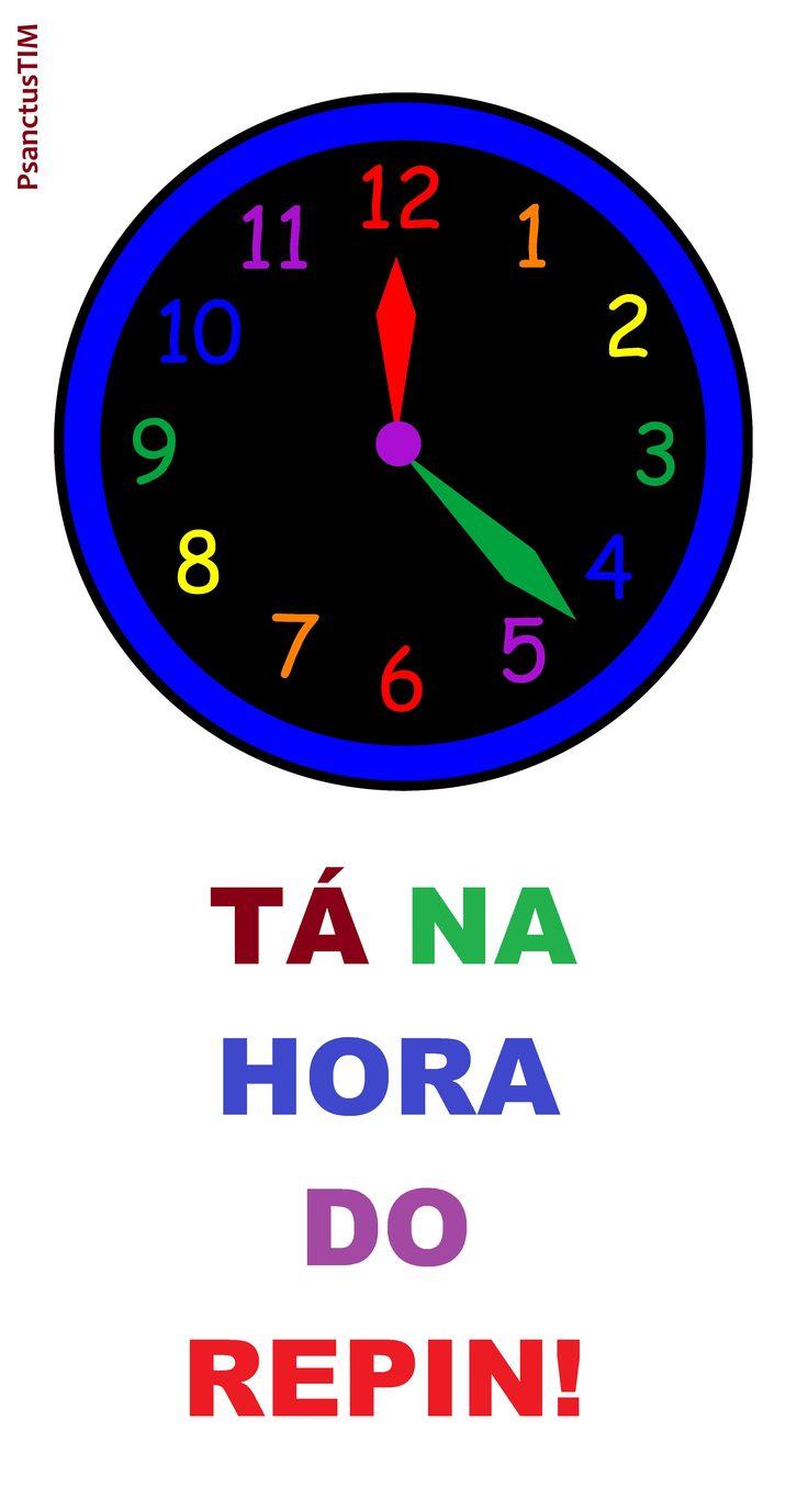 Hora do REPIN
