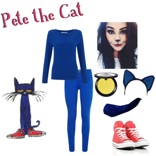 """""""Pete the Cat"""" by ashleezy3189 on Polyvore"""