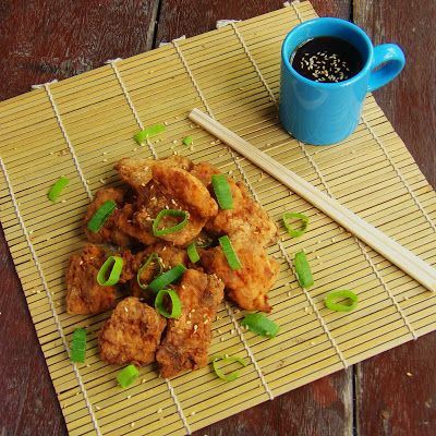 Sweet Spicy Chinese Style Cream Dory Fish Fillet