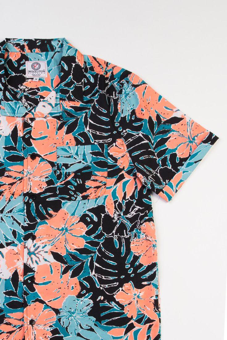 New hawaiian shirt styles! We're aiming to bring you better quality hawaiian shirts!