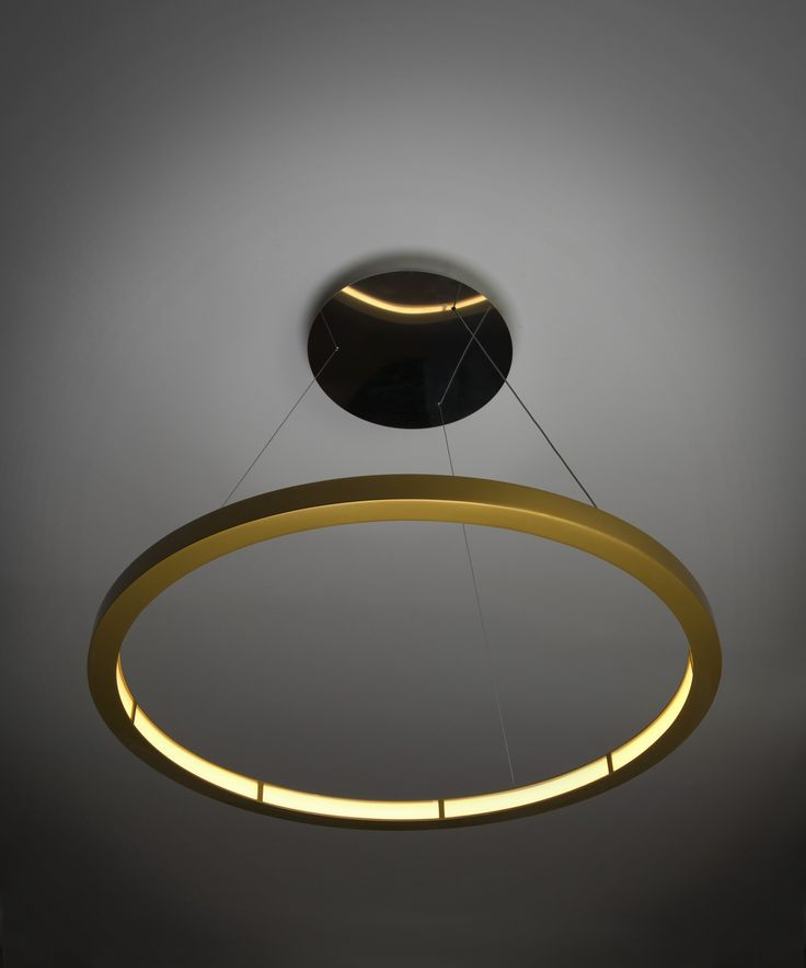 Olala | Perfectly Detailed Design | Led Luminaire Oleant Olala In 90 Golden Eye