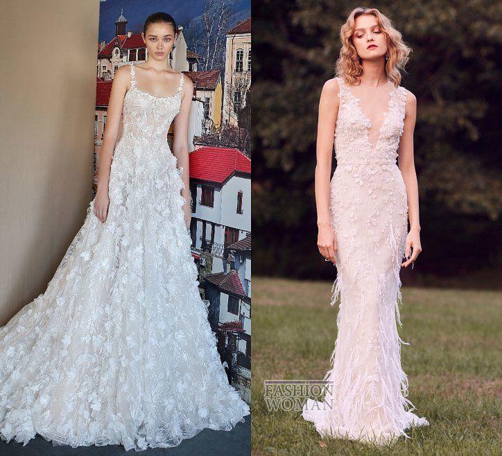 Свадебные платья 2020: основные тренды   Свадебные платья ...