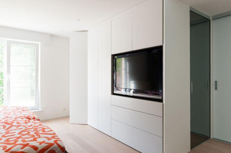 stijlvolle slaapkamer realisaties maatwerk deba. Black Bedroom Furniture Sets. Home Design Ideas