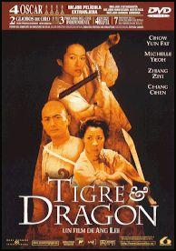 Tigre y dragón (2000) Taiwan. Dir.: Ang Lee. Acción. Romance. Deama. S. XIX --  DVD CINE 1613