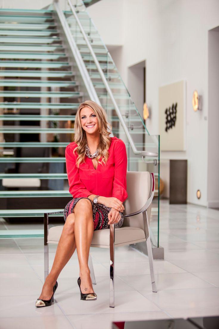 Special Guest Lindsay Pumpa Interior Designer Of The HGTV Urban Oasis 2014 Joins