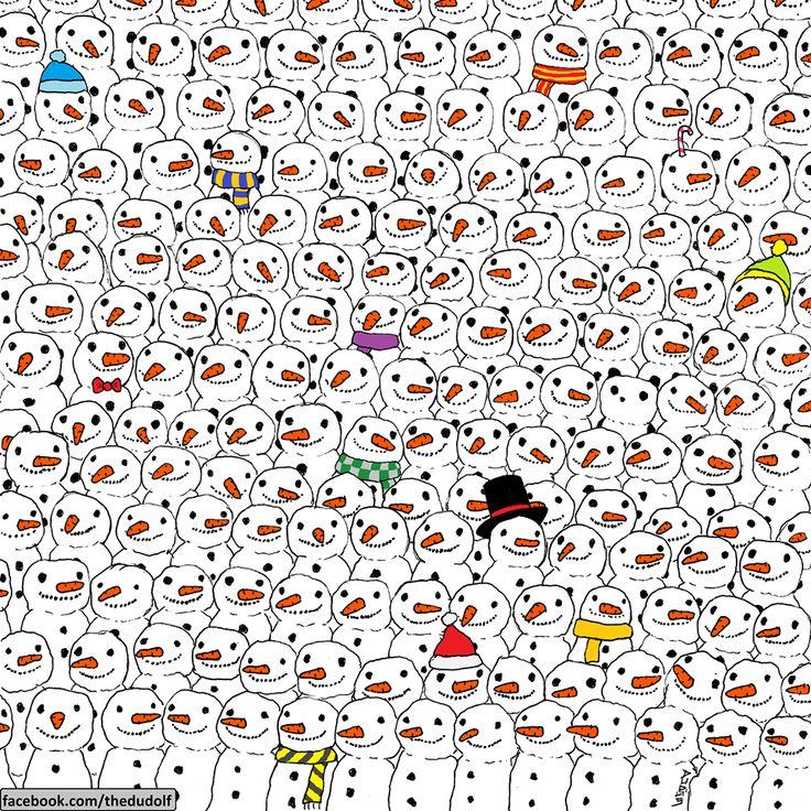 ついに実写版まで登場! 群衆の中からパンダを探す間違い探しが大流行中!! | VICUL (バイカル)