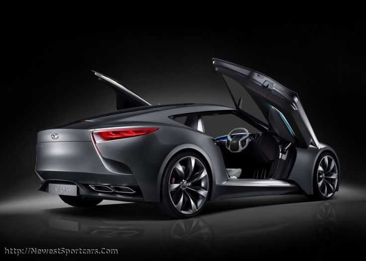Hyundai Sports Car Pictures