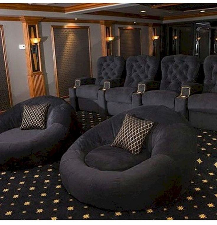 160 Best Effective Method To Choose Decor Home Cinema