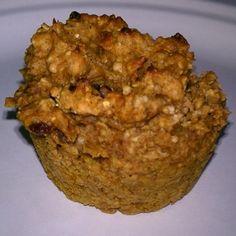 Pumpkin Muffins   Recipes   HMRdiet