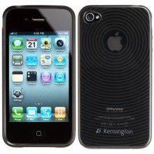 Estuche grip negra iPhone 4 y 4S Kensington  CO$ 41.639,36