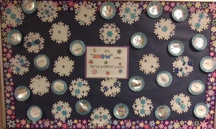 December Bulletin Board Themes