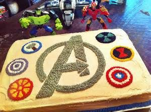 avengers birthday cake diy - - Yahoo Image Search Results