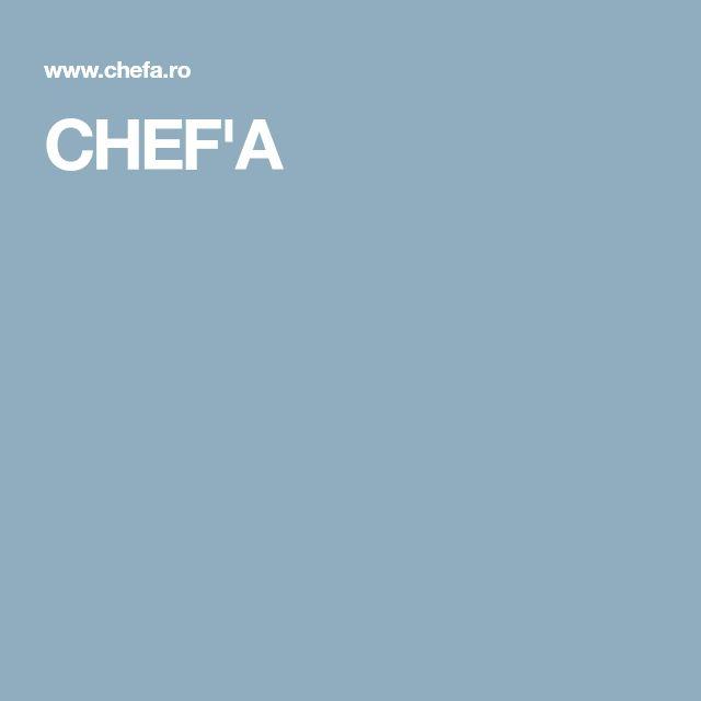 CHEF'A