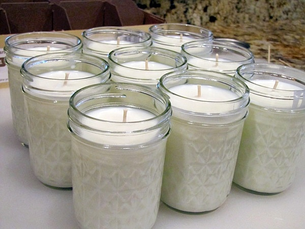 candles50 Hour, Essential Oil, 50Hour Candles, Make Candles, Diy Survival, Add Scented, Mason Jars Candles, Survival Candles, Soy Candles