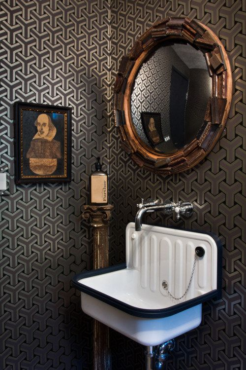 Quirky Bathroom Mirrors 153 best beautiful bathrooms images on pinterest | room