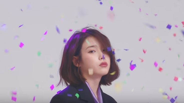 Iu Palette Mv Short Hair Styles Iu Hair Iu Short Hair