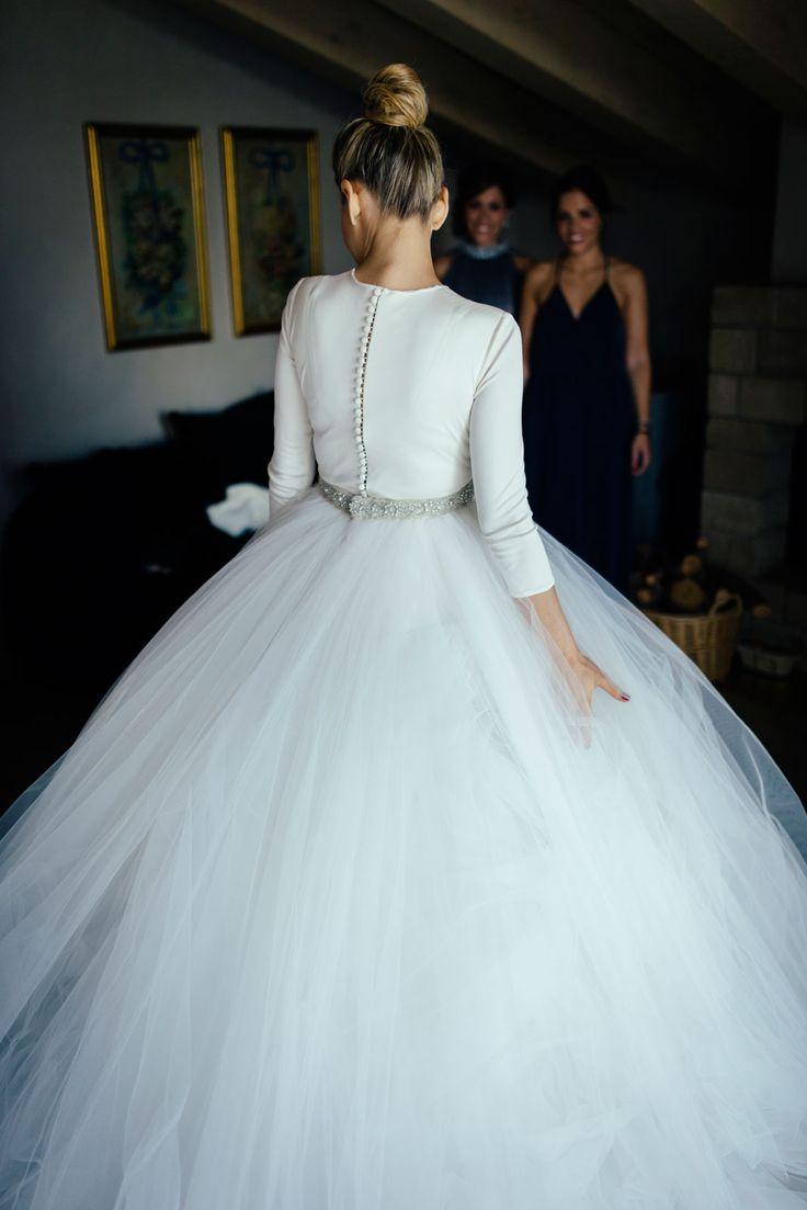 Mejores 92 imágenes de Novias en Pinterest | La novia, Traje de ...