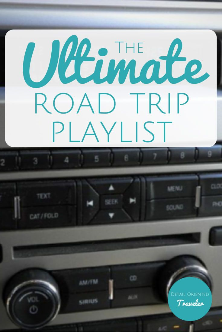 The Ultimate Road Trip Travel Playlist. Travel Bloggers share their must have music when hitting the road. What is your favorite music while traveling?