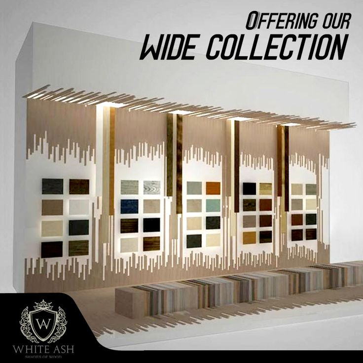 Come and discover a wide variety of colors and wood looks of Laminates by White Ash.  #WhiteAsh #Laminates #interior #design