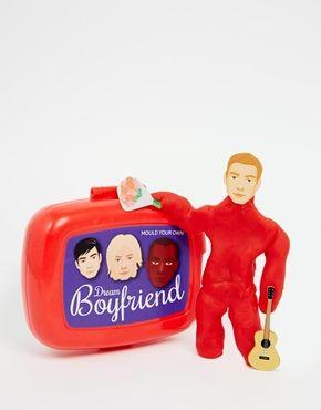 Mould Your Own Dream Boyfriend - Kit pâte à modeler