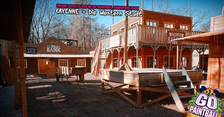 NEUES AUS DEM PARK: CAYENNE - Die Westernstadt - #Adventurepark, #Bachelorparty, #Berlin, #Bestoftheday, #Birthdayparty, #Brandenburg, #Dyepaintball, #Follow, #Followme, #Freizeitpark, #Friends, #Fun, #Gisportz, #Gopaintball, #gopaintballadventurepark, #Happy, #Hkarmy, #Like, #Paintball, #Paintball4Life, #Paintballer, #Paintballfield, #Paintballing, #Photooftheday, #Picoftheday, #Planeteclipse, #Speedball, #Woodland, #Woodsball - http://www.go-paintball.de/neues-aus-dem-pa