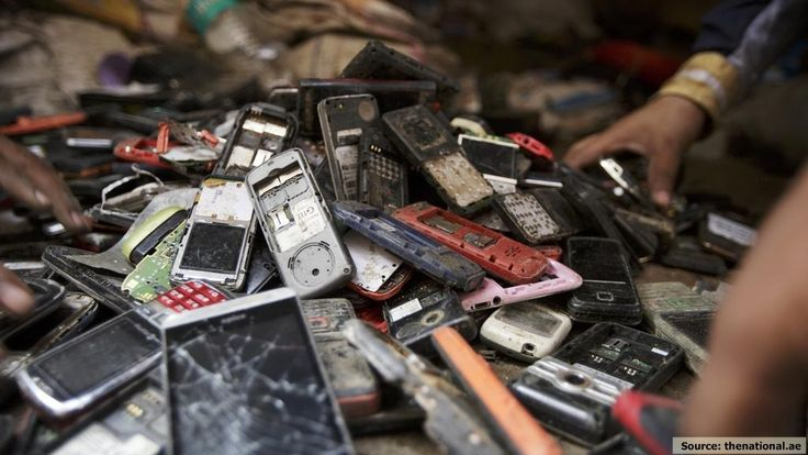 Getting Rid Of e-Waste in the Emirates. Click on this link to read more. #UAE #UAEVoice #eWaste #disposal #Emirates