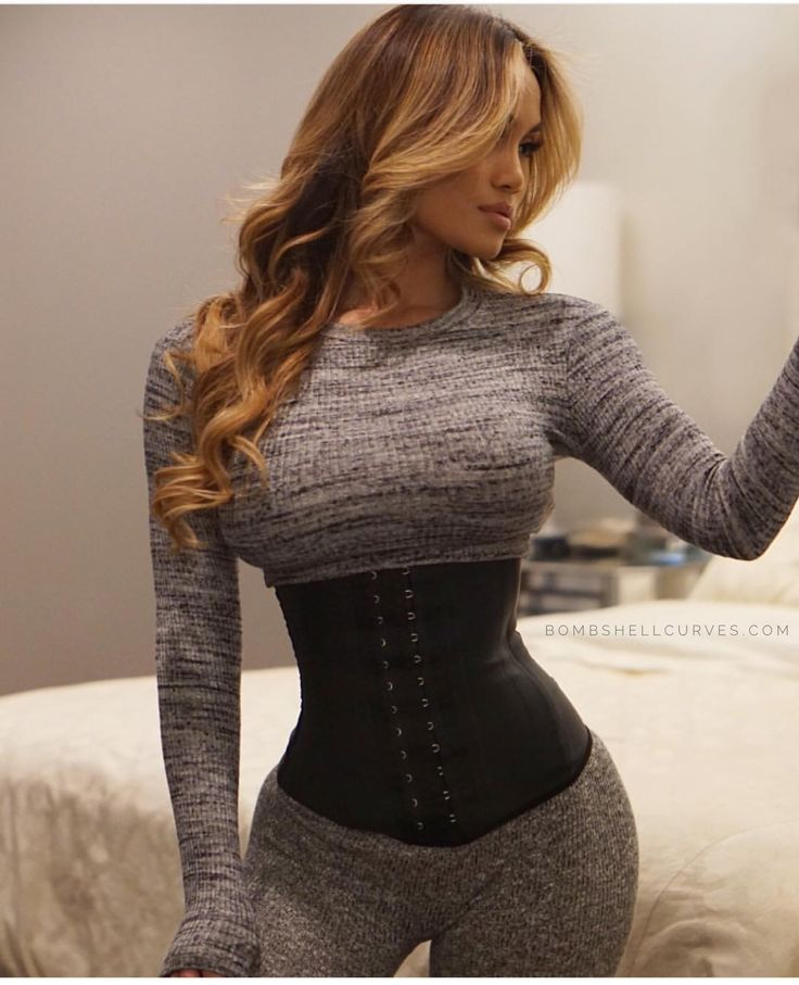 The Bombshell Curves Authentic Colombian Waist Cincher slims the waistline providing a beautiful silhouette! It instantly reduces the waistline. Soft cotton interior against the skin and undetectable under clothing. Perfect for Waist Training!