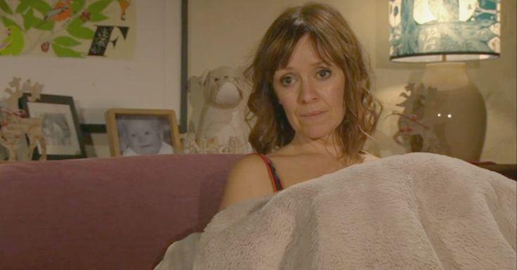 Emmerdale spoilers: Rhona Goskirk makes a very sad decision to please Pierce Harris next week  - DigitalSpy.com
